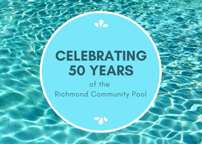 Richmond Community Pool 50th