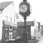 Richmond's Town Clock