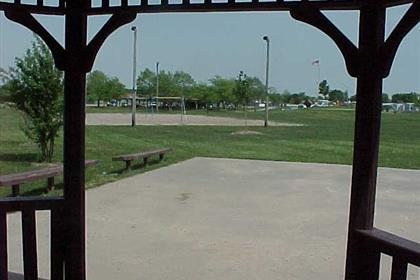 View from Beebe Park Gazebo