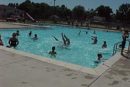 Richmond Community Pool - Beebe Park