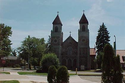 Richmond's St. Augustine Catholic Church